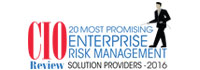 Top 20 Enterprise Risk Management Solution Companies - 2016
