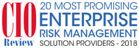 20 Most Promising Enterprise Risk Management Solution Providers - 2018