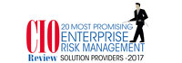 20 Most Promising Enterprise Risk Management Solution Providers 2017